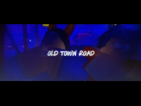 Lil Nas X Old Town Road Roblox Music Video Song Id Youtube