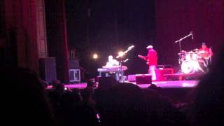 Buddy Guy at Zeiterion Theater, 8/24/11