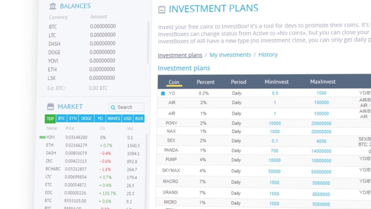 YOBBIT Exchange: recenzii de la utilizatori, caracteristici și servicii