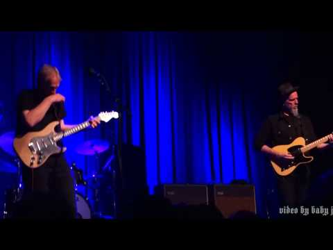 Television-PROVE IT-Live @ The Fillmore, San Francisco, CA, June 30, 2015-Tom Verlaine-Richard Hell