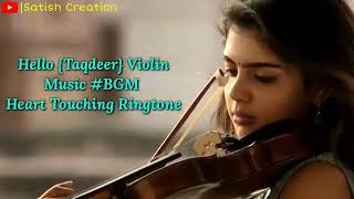 Taqdeer movies romantic violin music