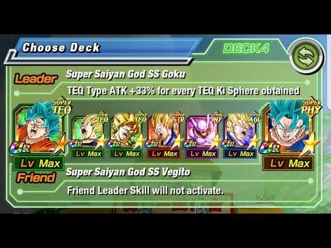 Is Teq Super Saiyan Blue Goku Teq Majin Vegeta Nuking Duo Enough