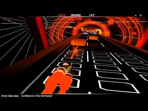 *Audiosurf* - Valkyrie Profile Lenneth - Confidence in the Domination