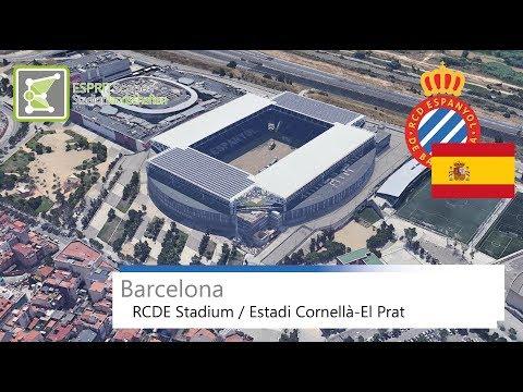 RCDE Stadium / Estadi Cornellà-El Prat   RCD Espanyol De Barcelona   2018