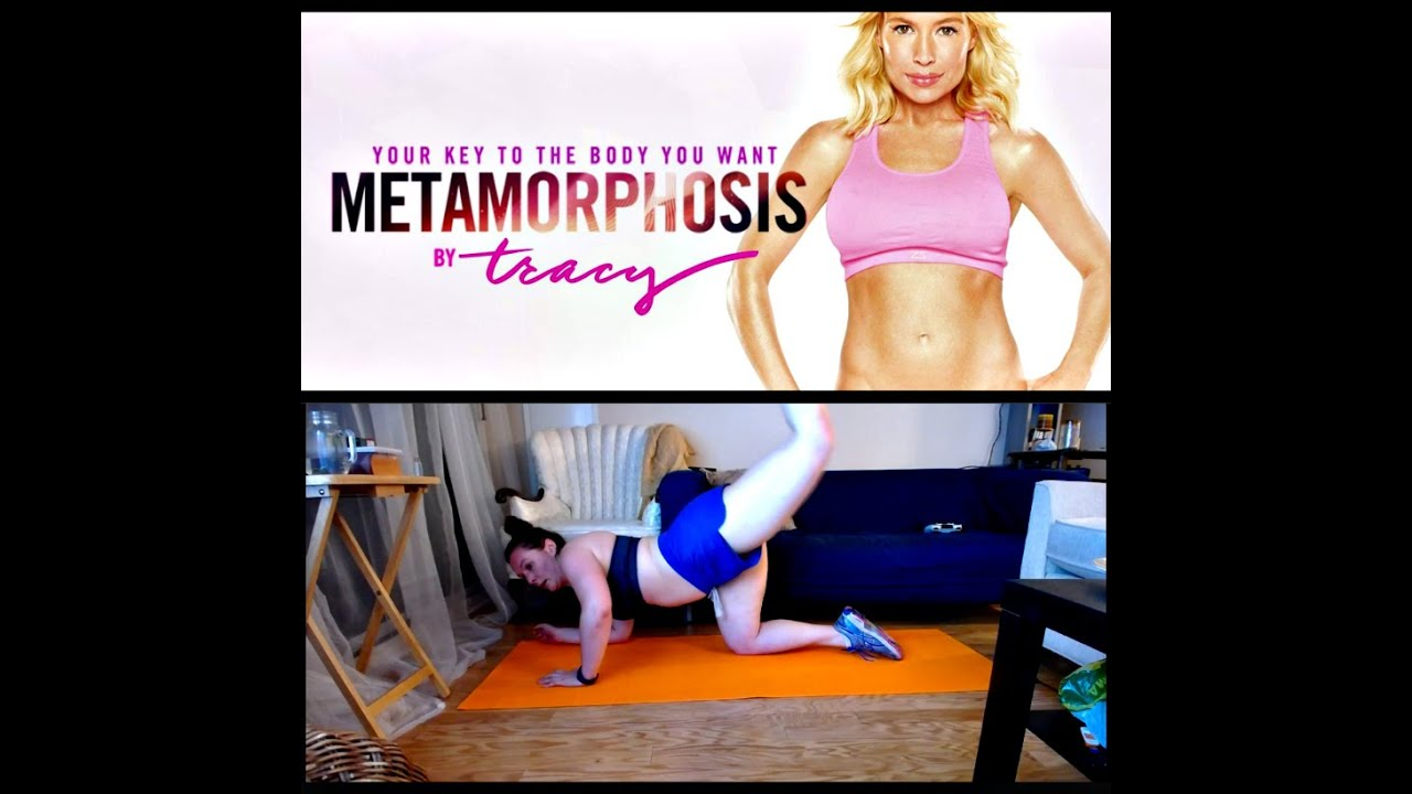tracy anderson omnicentric results