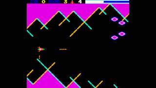 Arcade Game: Vanguard (1981 SNK)