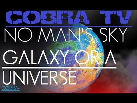 No Man's Sky ★ Galaxy or Universe.