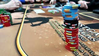 Checkraise Bluffing ALL My Chips!