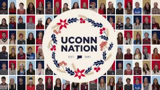 UConn A Cappella Supergroup Sings Winter Wonderland