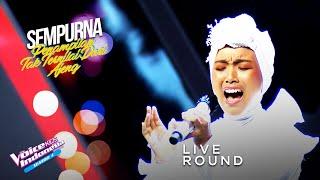 Download Ajeng - Karena Ku Sanggup   Live Round   The Voice Kids Indonesia Season 4 GTV 2021