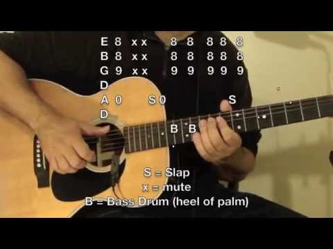 Hotline Bling - Drake - Guitar Tutorial
