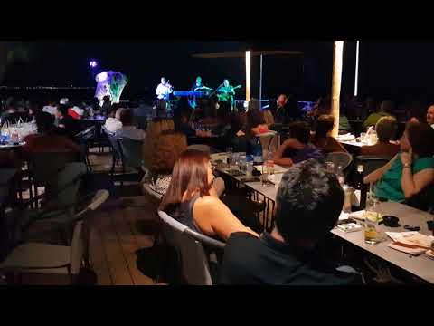 Manolis Karantinis   Thanos Gkiouletzis   Achilleas Sofoudis at Blue Cafe #part2