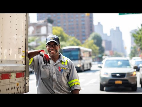 A Day in the Life of a New York City Truck Driver: Toledo Delivery Vlog