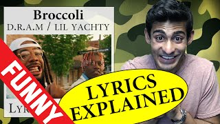 Broccoli Lyrics Explained