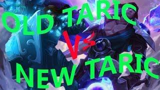 Old Taric VS New Taric