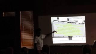 maggie st louis teaching about blasphemy of the spirit 7 17 13