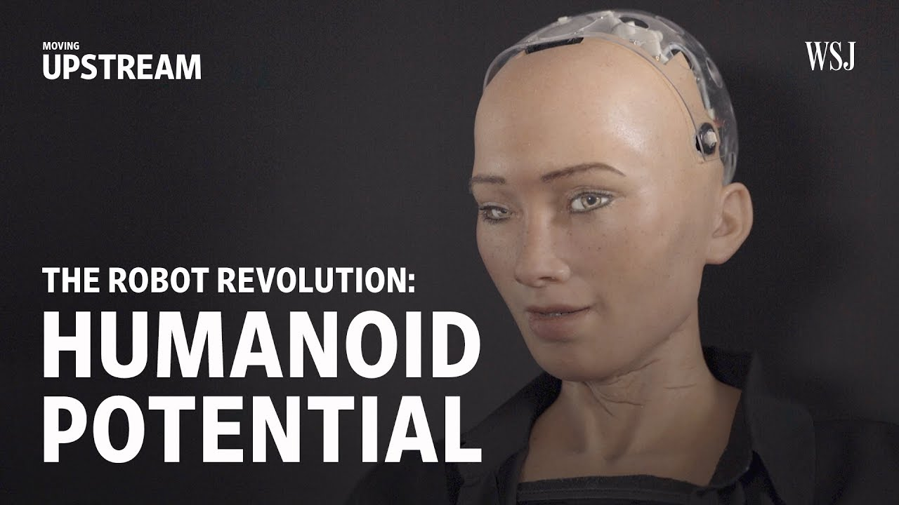 The Robot Revolution: Humanoids Potential. Friend Or Foe. You Decide. SCARY FUTURES.