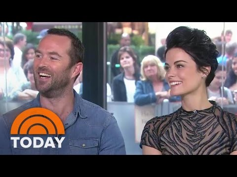 'Blindspot' Star Jaimie Alexander Talks About New Season And Her Broken Nose  TODAY