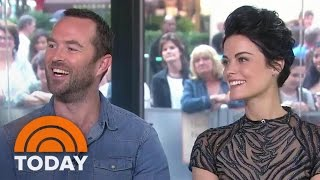 'Blindspot' Star Jaimie Alexander Talks About New Season (And Her Broken Nose) | TODAY