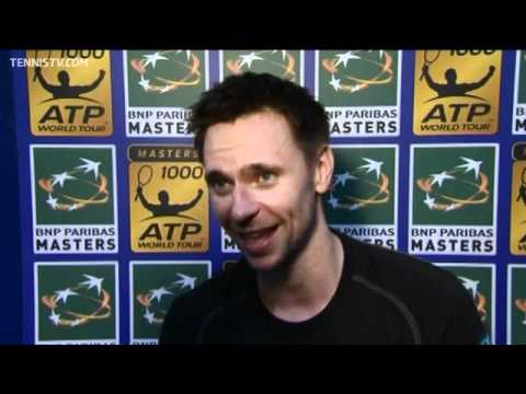 Soderling Reflects On Winning First Masters 1000 Title In Paris