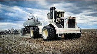 Big Bud Tractor Restoration 2 - Time Lapse  - Welker Farms Inc