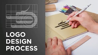logo design process from start to fenish