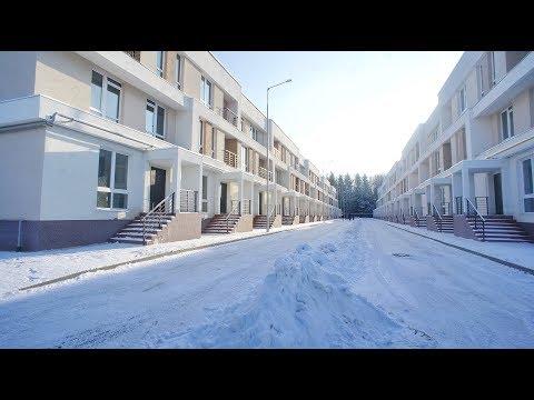 Обзор ЖК Лесная Cказка - таунхаусы в Троицке, Новая Москва