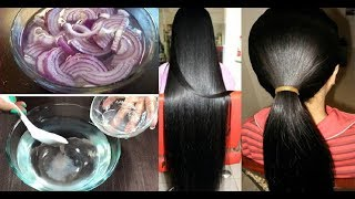 How to Grow Long & Thick Hair with Onions - World