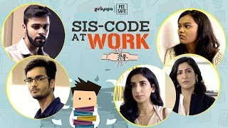 Sis Code at Work feat. Eisha Chopra, Parul Gulati & Khushbu Baid