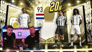 Garantiertes ICON PACK BATTLE wird zur PRIME ICON Party 😱🔥Wer ist der King in FIFA 19 ?!