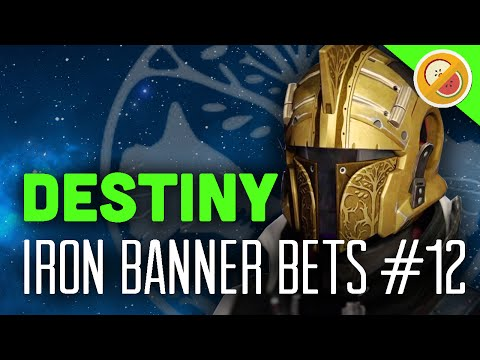 Destiny Iron Banner Bets #12 - The Dream Team (ft. Math Class) Funny Gaming Moments