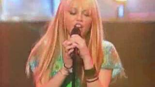 Just Like You - Hannah Montana [HQ]