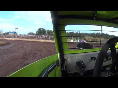 6/3 S.O. speedway heat race