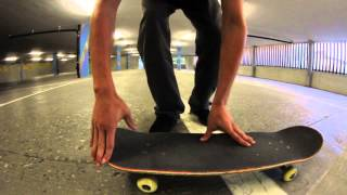 NO COMPLY BIG SPIN HEEL TRICK TIP Feat JONNY GIGER