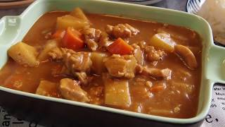 How to cook Japanese Curry from Scratch - SUPER EASY RECIPE