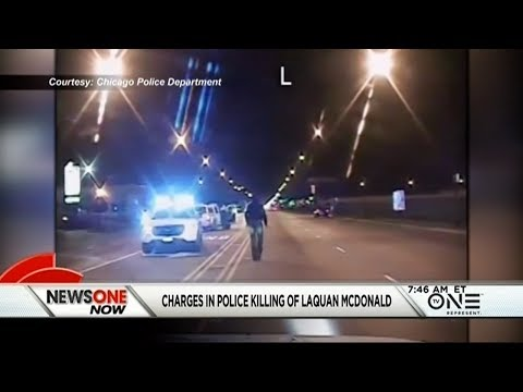 Three Cops Charged In The Laquan McDonald Police Killing