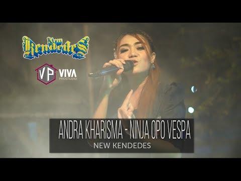 NINJA OPO VESPA - ANDRA KHARISMA NEW KENDEDES LIVE WRINGINANOM GRESIK 2018