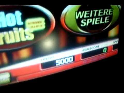 Video Spielautomaten manipulieren per handy