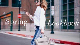 春季穿搭手册丨Spring Lookbook丨Savislook