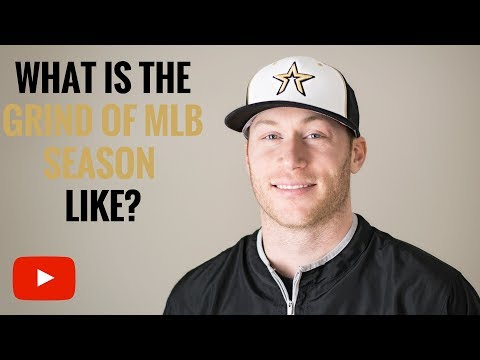 What is the Grind of MLB Season Like?