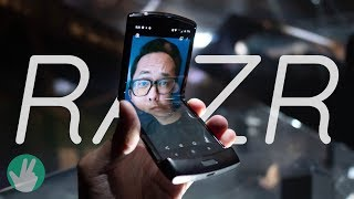 Moto RAZR: 5 Things to Know!