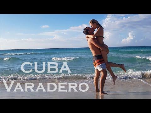 Путешествие в Варадеро , Куба (Varadero, Cuba/ 4k 60fps)