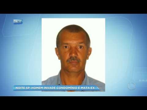 Homem morre ao trocar tiros com a polícia após matar ex-mulher em Mogi das Cruzes (SP)