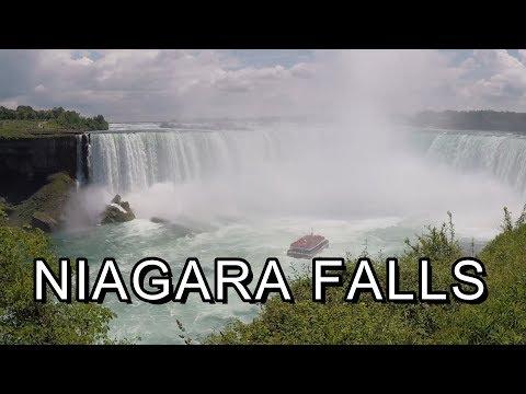 Niagara Falls, Ontario, Canada | Street Walk