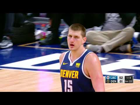Los Angeles Clippers vs Denver Nuggets   January 10, 2019