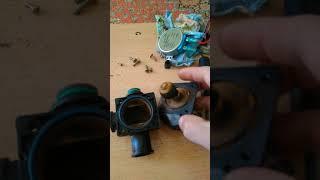 Трехходовой клапан котла деу