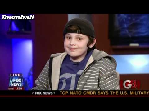 Glenn Beck Interviews 12-Year-Old Challenging Einstein's Theory Of Relativity