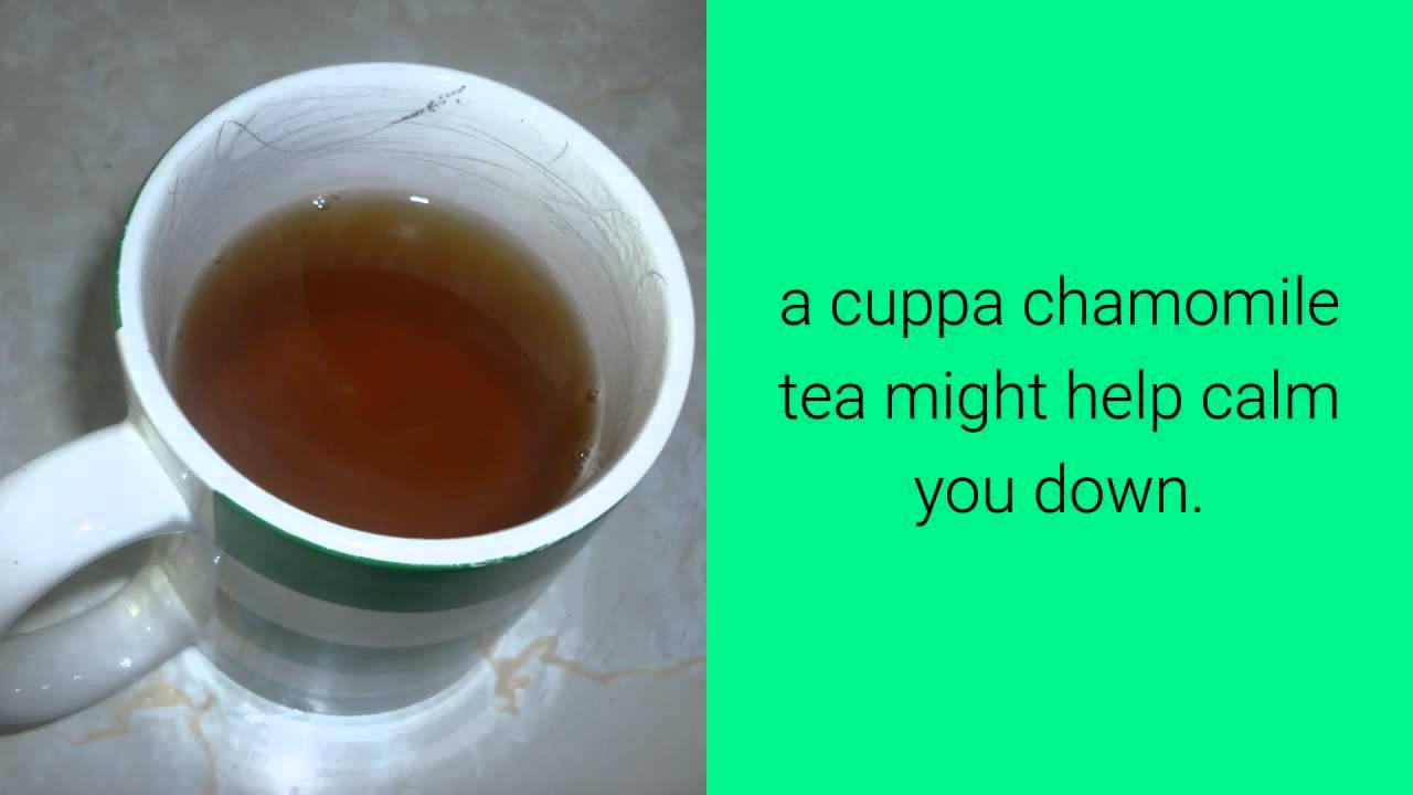 Chinese herbs tea stress anxiety - Natural Anxiety Relief How Tea Can Eliminate Stress