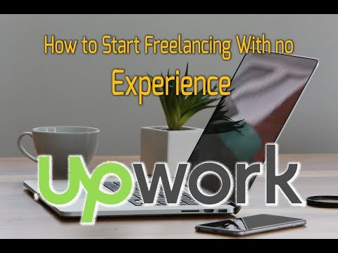 How to Start Freelancing With no Experience