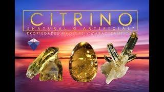 Citrino - Propiedades Mágicas y Caracteristicas | Minerals Channel